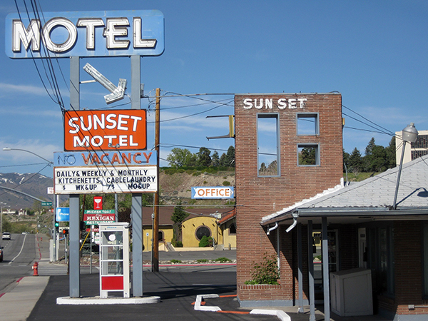Motels in Reno NV