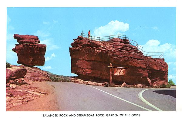 U S Route 40 Garden Of The Gods