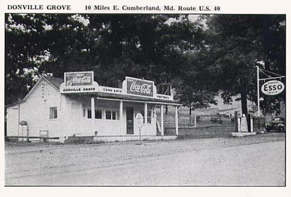 U S Route 40 Restaurants Maryland