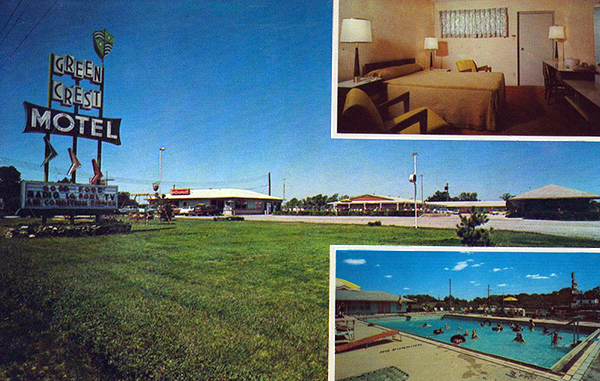 U s route 40 cottages motor courts and motels missouri for Quality motors independence ks
