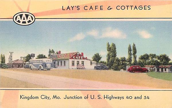 Motels In Kingdom City Mo