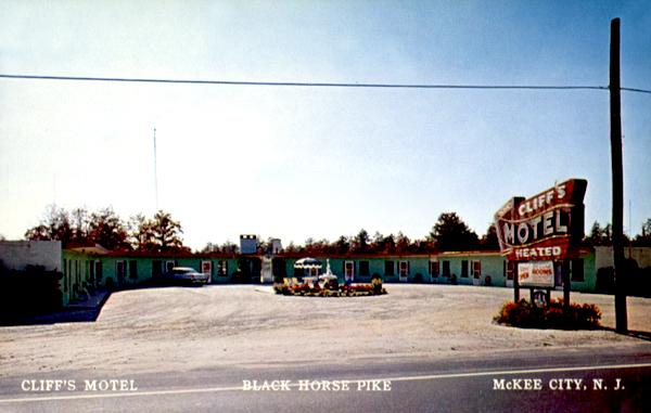 Cliff S Motel Site Egg Harbor Township Nj