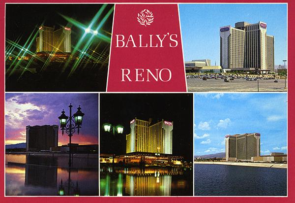 Ballys Reno Nevada