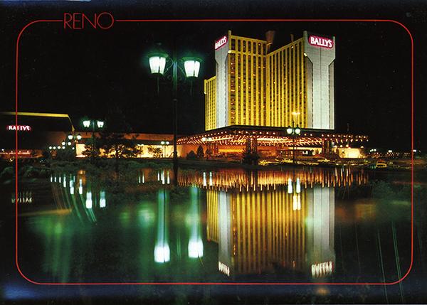 U S Route 40 Grand Sierra Resort Mgm Grand Hotel Bally S Hotel Hilton Hotel