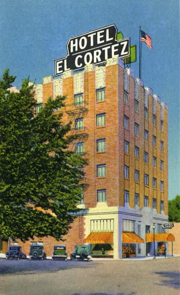 Hotel El Cortez Reno Nv
